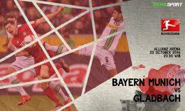 Prediksi Pertandingan Antara Bayern Munich Melawan Borussia M'Gladbach