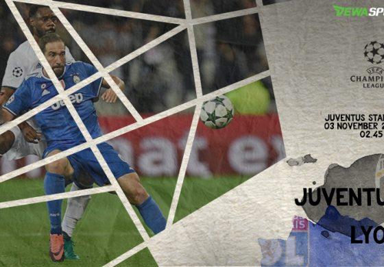 Prediksi Pertandingan Antara Juventus Melawan Olympique Lyon