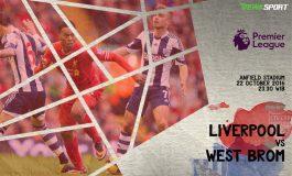Prediksi Pertandingan Antara Liverpool Melawan West Bromwich