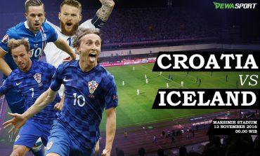 Prediksi Pertandingan Antara Kroasia Melawan Islandia