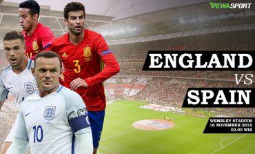 Prediksi Pertandingan Antara Inggris Melawan Spanyol