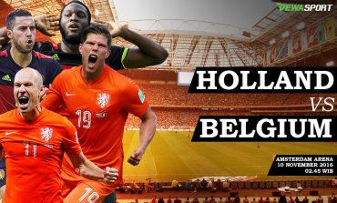 Prediksi Pertandingan Antara Belanda Melawan Belgia