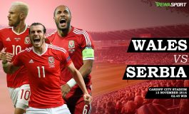 Prediksi Pertandingan Antara Wales Melawan Serbia