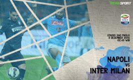 Prediksi Pertandingan Antara Napoli Melawan FC Internazionale
