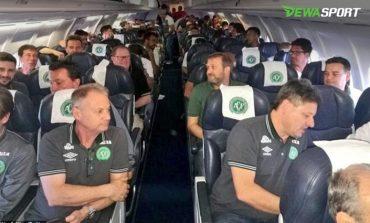 Ingin Lakoni Laga Final, Pesawat Tim Asal Brasil Kecelakaan