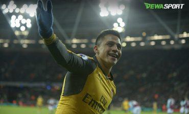 Arsenal Pesta Gol Ke Gawang West Ham United