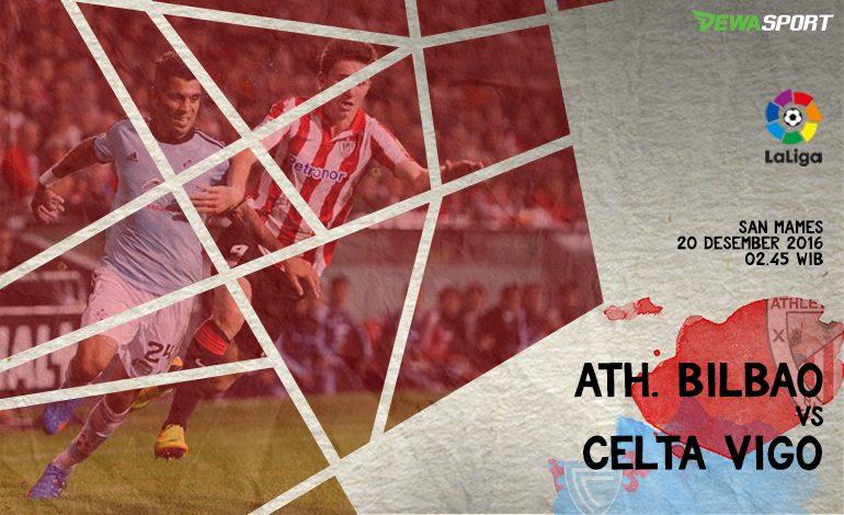 Prediksi Pertandingan antara Athletic Bilbao melawan Celta Vigo