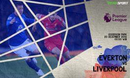 Prediksi Pertandingan Antara Everton Melawan Liverpool