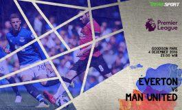Prediksi Pertandingan Antara Everton Melawan Manchester United