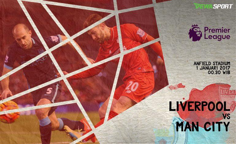 Prediksi Pertandingan Antara Liverpool Melawan Manchester City