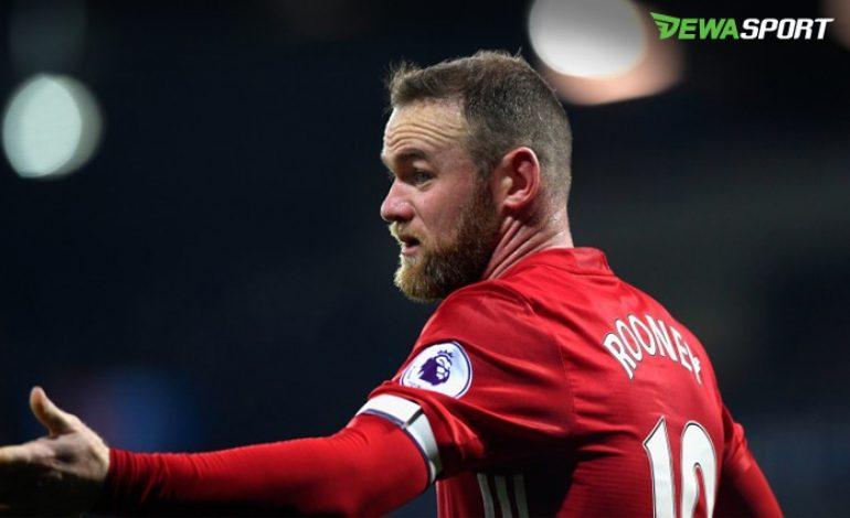 Setelah Oscar, Giliran Wayne Rooney Digoda Gaji Selangit