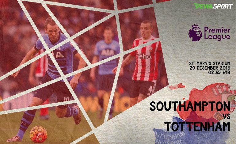 Prediksi Pertandingan Antara Southampton Melawan Tottenham Hotspurs