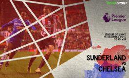 Prediksi pertandaingan antara Sunderland melawan Chelsea