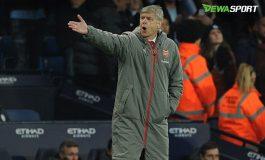 Arsene Wenger Sulit Terima Kekalahan Arsenal Dari Manchester City