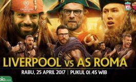 Liverpool Vs AS Roma: Lupakan Romantisme dengan Salah