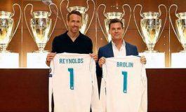Thanos dan Deadpool 'Obrak-abrik' Markas Real Madrid