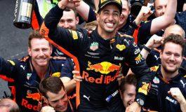 F1 GP Monaco 2018 - Ricciardo Disamakan dengan Michael Schumacher Setelah Menang dengan Kondisi Sulit