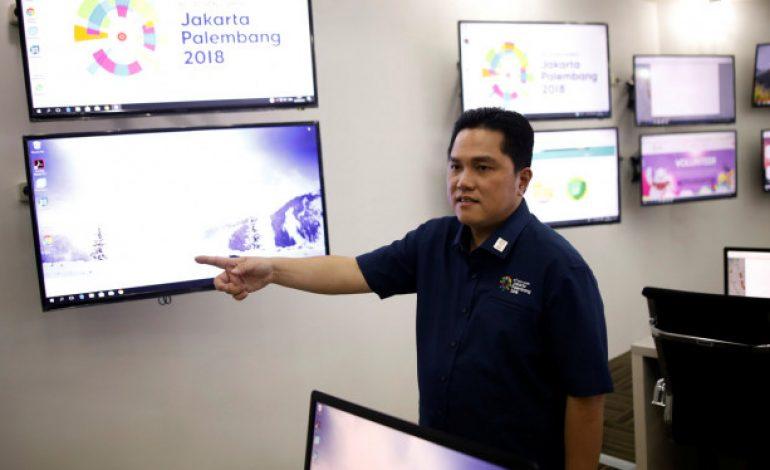 Li-Ning Jadi Kostum Resmi Kontingen Asian Games Indonesia
