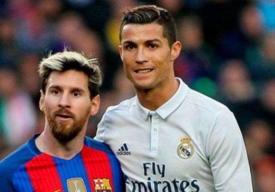ISIS Sebar Poster Penggal Ronaldo dan Messi