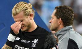 Pesan Pelatih Kiper Liverpool untuk Loris Karius