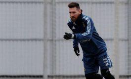 Messi 'Pakai Jimat' Agar Argentina Sangar di Piala Dunia