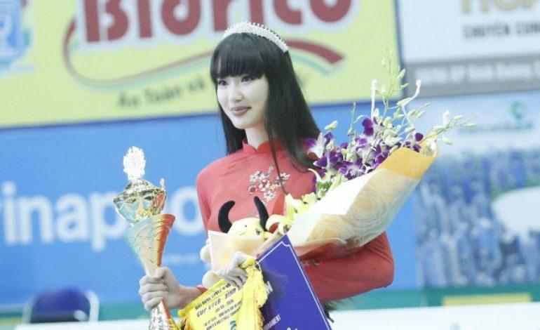Ingat Sabina Altynbekova? Atlet Cantik Ini Baru Saja Dinobatkan sebagai Pevoli Tercantik Tahun 2018