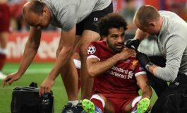 Respek! Mohamed Salah Cedera, Cristiano Ronaldo Tunjukkan Gestur Dukungan