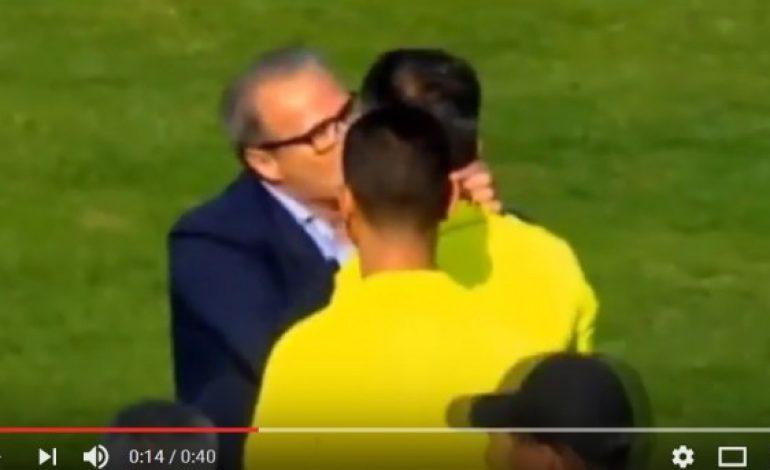 Presiden Klub Sfaxien Dihukum Seumur Hidup Karena Colek Pantat Wasit (Pria)!