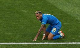 Diving Gagal, Neymar Habis Diolok-olok Warganet