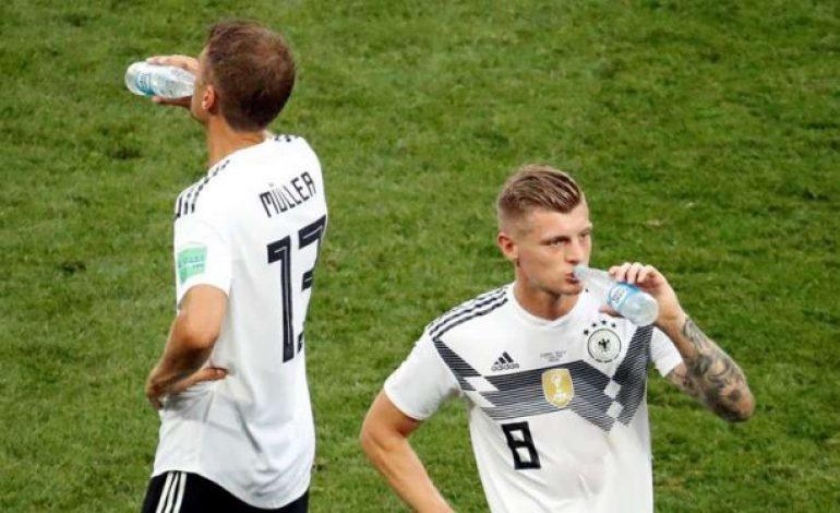 Asa Brasil dan Jerman untuk Perpanjang Nafas di Piala Dunia