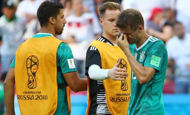 Timnas Jerman Diserang Gara-gara Cuitan di Twitter