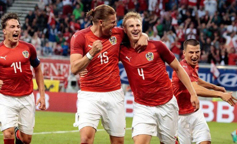 Hasil Pertandingan Austria vs Jerman: 2-1