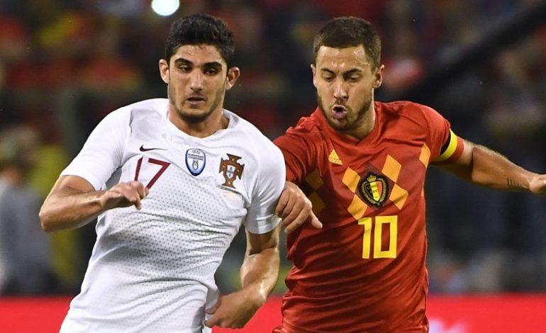 Hasil Pertandingan Belgia vs Portugal: Skor 0-0