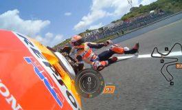 2 Kali Terlibat Insiden di FP2, Marc Marquez Tetap Tampil Nekat
