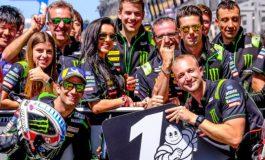 Valentino Rosi Bukan Penyebab Tim Tech3 Hengkang dari Yamaha