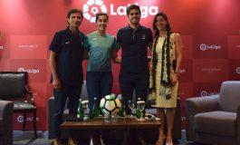 Promosikan Olahraga Spanyol, La Liga Hadirkan Luis Milla dan Carolina Marin