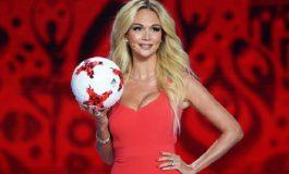 Mengenal Victoria Lopyreva, Gadis Cantik Rusia yang Jadi Duta Piala Dunia 2018