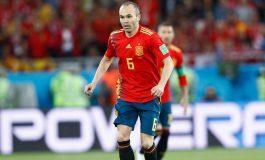 Bagi Iniesta, Pensiun Bukan Keputusan Mudah