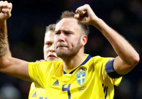 Cerita Kapten Swedia Lewatkan Kelahiran Anak Demi Lawan Inggris