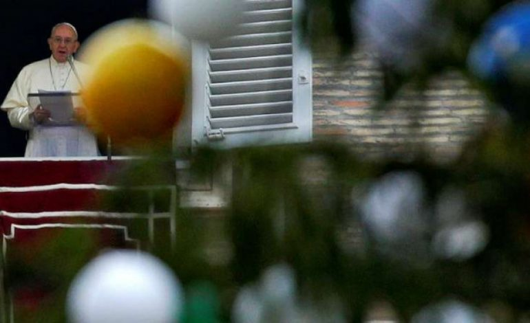 Gagal di Piala Dunia 2018, Brasil Dihibur Paus Fransiskus