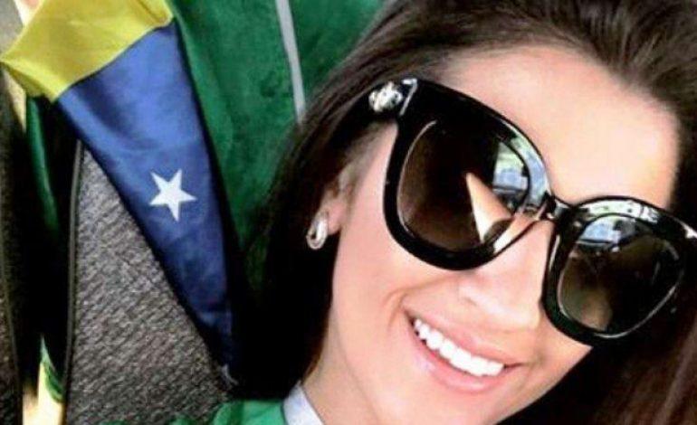 Cantiknya Natalia Becker, WAGs Seksi Pasangan Kiper Termahal Sejagat