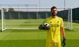 Alisson Sempurnakan Liverpool