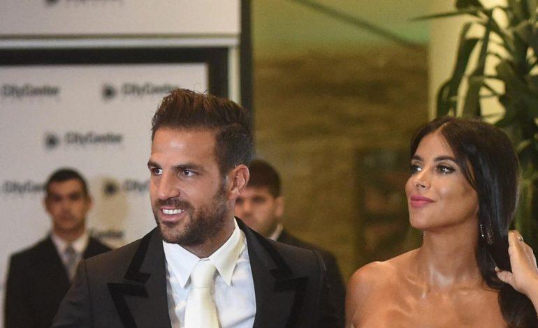 Resepsi Pernikahan Fabregas Gemerlap Bintang