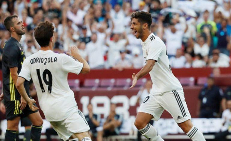 Wow! Gelandang Real Madrid Tunjukkan Skill Tak Lazim di Amerika Serikat