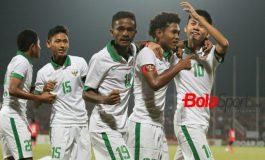 Juarai Grup A , Timnas U-16 Indonesia Torehkan Catatan yang Sulit Dilampaui 10 Negara Lain