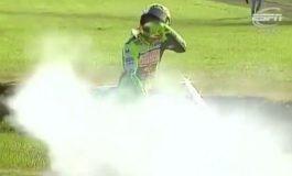 Video Detik-detik Valentino Rossi Pertama Kali Juara Dunia MotoGP, Seru Banget!