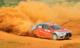 Sean Gelael Jajal Kejuaraan Sprint Rally