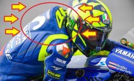 Ini Fungsi 'Punuk' di Pakaian Balap Pembalap MotoGP