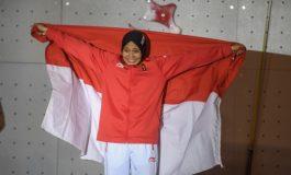VIDEO - Aksi Aries Susanti, Spiderwoman Penyumbang Medali Emas yang Sukses Memesona Netizen Indonesia
