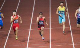Atletik Asian Games 2018 - Dua Kebanggaan Lalu Muhammad Zohri Meski Urung Sumbangkan Medali